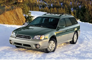 Legacy Outback (BH 9) 1998 - 2003 г.