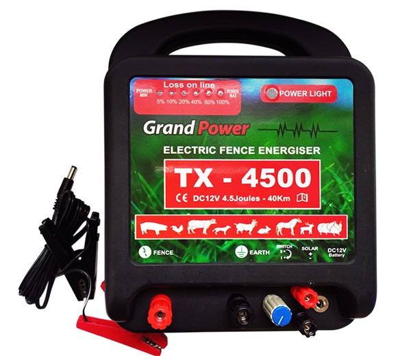 Электропастух Grand Power TX-4500