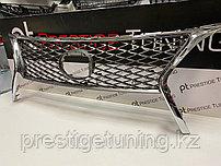 Решетка радиатора Lexus RX 270\350\450H (AL10) 2012 - 2015 дизайн F-SPORT