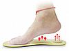 Ортопедические стельки подушки для обуви 4D, с памятью цвет черный В Алматы