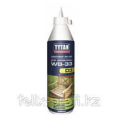 TYTAN PROFESSIONAL WB-33 ПВА D3 КЛЕЙ ДЛЯ ДЕРЕВА 500 мл