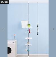 Полка напольная вертикальная 0068