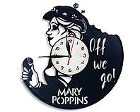 Настенные часы Мэри Поппинс mary poppins, подарок фанатам, любителям, 2619