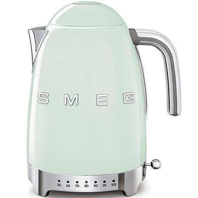 Чайник Smeg KLF04PGEU, зеленый