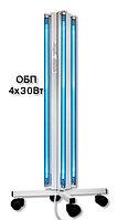 Облучатель бактерицидный передвижной на колесах ОБП 4х30