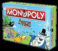 Настольная игра: Монополия. Adventure Time