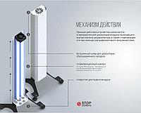 Рециркулятор для стерилизации воздуха 40W