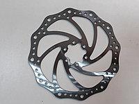 Тормозной ротор Tektro 180 мм. на дисковый тормоз. Тормозной диск. Рассрочка. Kaspi RED