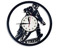 Настенные часы Мотокросс Motocross, подарок фанатам, любителям, 2638