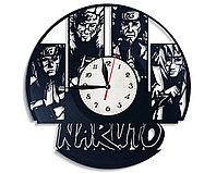 Настенные часы Наруто naruto, подарок фанатам, любителям, 2646