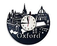 Настенные часы Оксфорд oxford, подарок фанатам, любителям, 2667