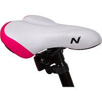 """Велоседло Novatrack Neptune 20"""" КЛ106815 pink/white"""