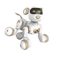 Радиоуправляемая собака-робот Amwell Smart Robot Dog Dexterity 18011 gold/white