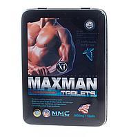 MaxMan - Препарат для повышения потенции
