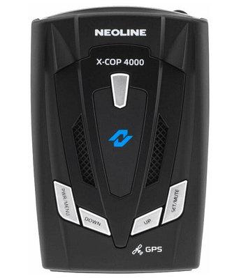 Радар-детектор Neoline X-COP 4000, черный