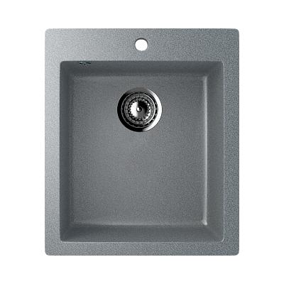 Кухонная мойка EcoStone ES-14 309 темно-серый