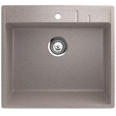 Кухонная мойка EcoStone ES-15 302 песочный