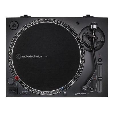Проигрыватель виниловых пластинок Audio-Technica AT-LP120XUSB, черный