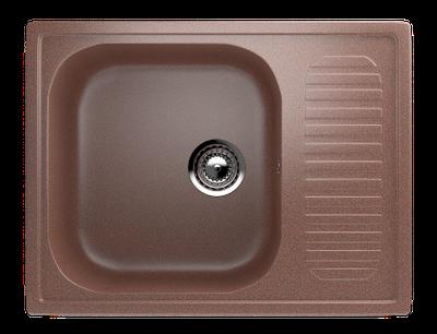 Кухонная мойка EcoStone ES-18 307 терракот