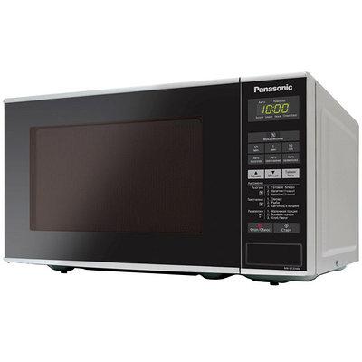 Микроволновая печь PANASONIC NN-ST254MZPE черная