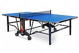 Теннисный стол Gambler EDITION Outdoor blue (США), фото 5