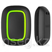 Ajax Button (black) Тревожная кнопка для экстренных ситуаций радиоканальный
