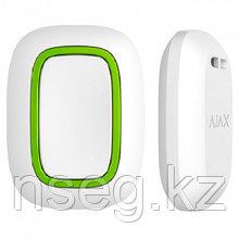 Ajax Button (white) Тревожная кнопка для экстренных ситуаций радиоканальный