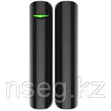 Ajax DoorProtect (black) Извещатель магнитоконтактный радиоканальный