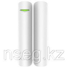 Ajax DoorProtect Plus (white) Извещатель магнитоконтактный радиоканальный