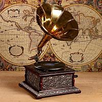 Граммофон 'Блеск' (пластинка в комплекте)