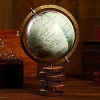 Сувенир глобус 'Древо жизни' 25х20х33 см