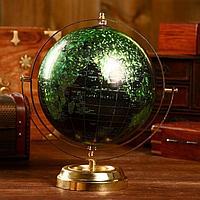 Сувенир глобус 'Мир' 25х20х28 см