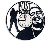 Настенные часы Post Malone, подарок фанатам, любителям, 2688