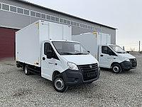 Изотермический фургон на Газель (завод NIKSEN)