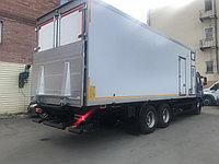 Изотермический фургон на КАМАЗ (завод NIKSEN)