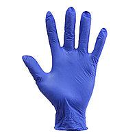 Перчатки нитриловые, неопудренные, ELD54