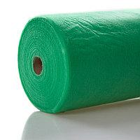 Простыни РФ 14гр 100шт 200*70см зеленые в рулоне