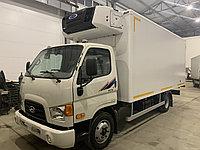 Изотермический фургон на Hyundai HD78 ( Завод NIKSEN)
