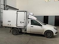 Изотермический фургон на ВИС (Завод NIKSEN)