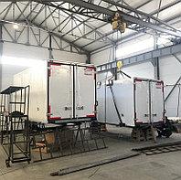 Производство изотермических фургонов ( Завод NIKSEN)