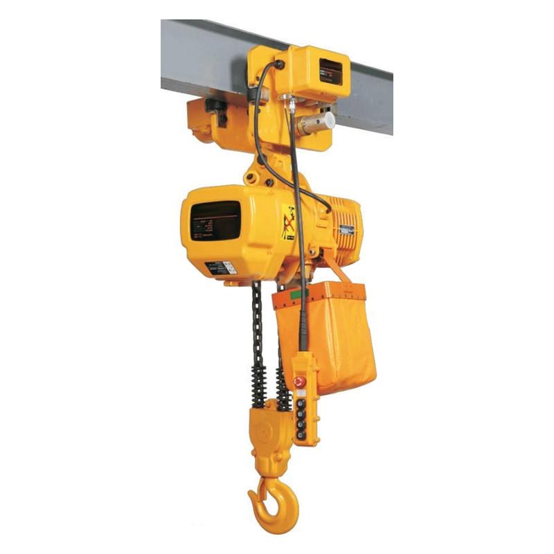 Тали электрические цепные модель HHBD-T 2т 6м