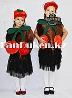 Карнавальный костюм детский овощи и фрукты вишня