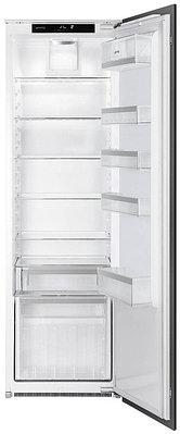 Встраиваемый холодильник однокамерный 178х54 см Smeg S7323LFEP1 - Белый