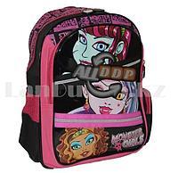 Рюкзак для начальных классов, для школьниц Monster High