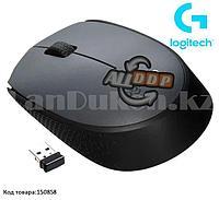 Компьютерная мышь беспроводная оптическая 1000 dpi USB Logitech M171 Wireless Mouse серый