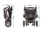 Инвалидная коляска электрическая GENTLE 120M, 24v 300w. Аккум. Li-ion 24v  10 A/H. Вес 21 кг, фото 3
