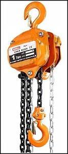 Тали ручные цепные HS-C 10т 9м