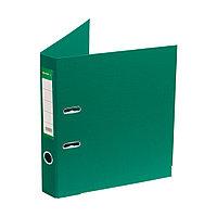 """Папка регистратор Deluxe с арочным механизмом, Office 2-GN36 (2"""" GREEN), А4, 50 мм, зеленый"""