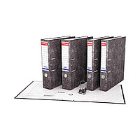 Папка регистратор с арочным механизмом ErichKrause®, Basic, А4, 50 мм, серый