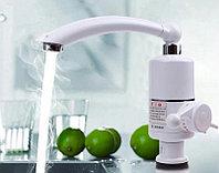 Кран для воды с моментальным нагревом